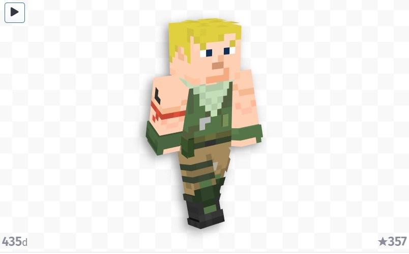 Ben Minecraft PE