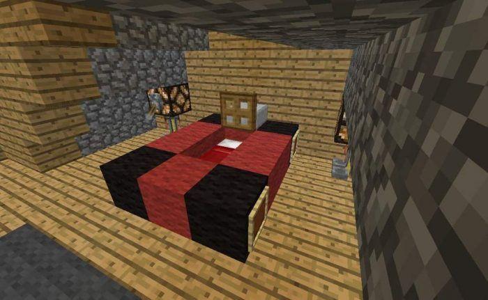 Cómo fabricar tu propia cama en Minecraft