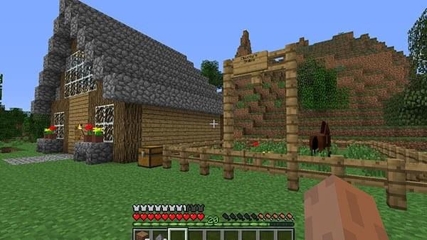 Como fazer a sua própria cerca no Minecraft