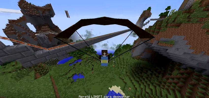 Os melhores jogos de guerra para o Minecraft