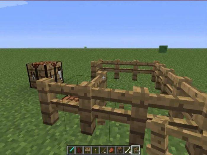 Pasos para hacer tu propia valla en Minecraft