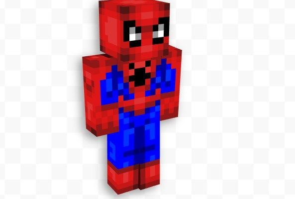 Download melhores Skins do Spider-Man para Minecraft