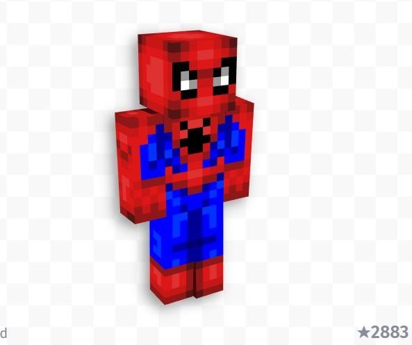 Skins de Spiderman clásica