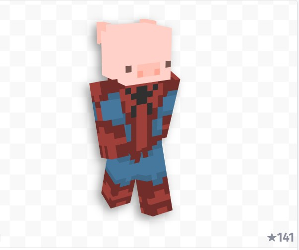 Spiderman Pig