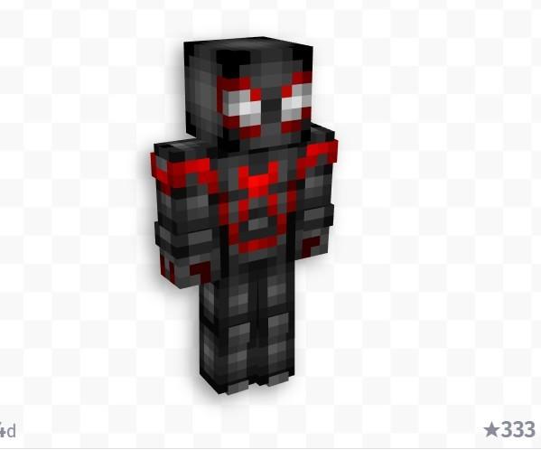Spiderman Simbiótico