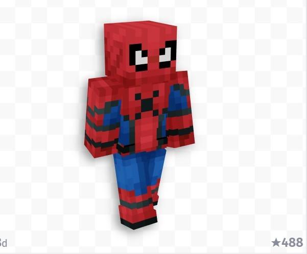 Spiderman oscuro