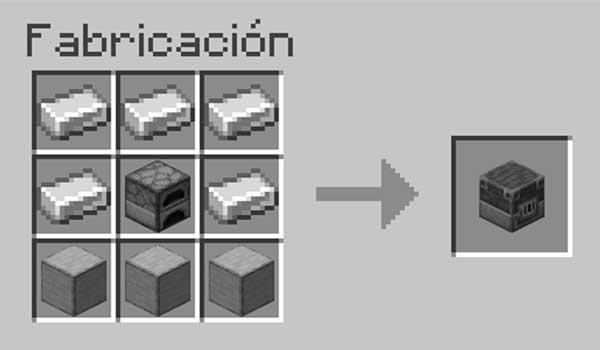 alto horno en Minecraft
