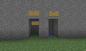 Como construir um Ascensor de Água em Minecraft