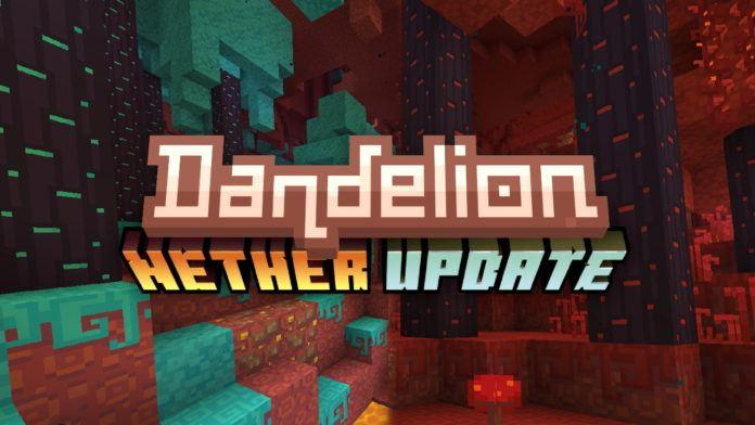 Dandelion 1.16 Resource Pack