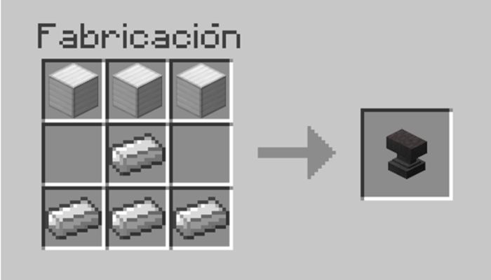 Como fazer uma bigorna em Minecraft