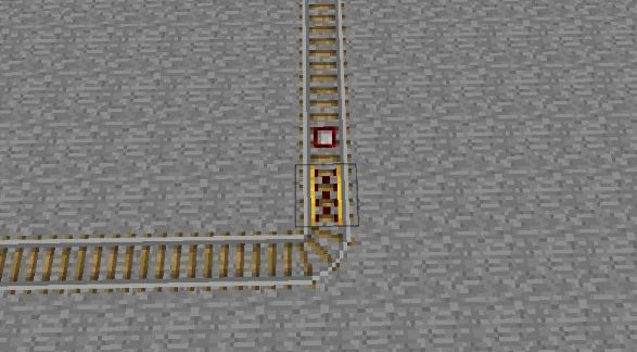 Criar uma Estação de Comboios de Minecart em Minecraft
