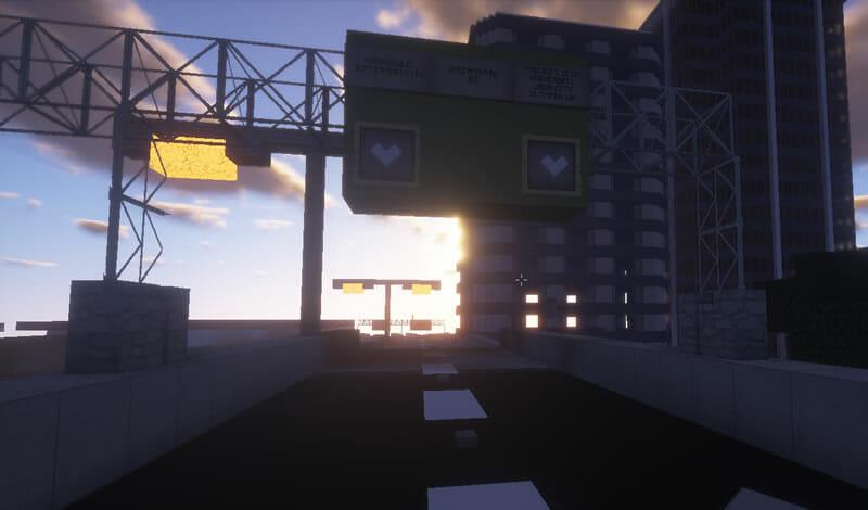 Bessemer City Minecraft