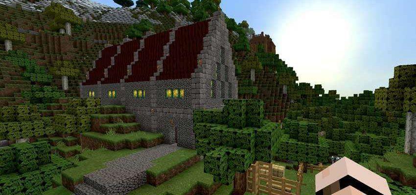 Os melhores jogos de casas para Minecraft